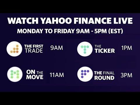 LIVE Market Coverage: Friday June 25 Yahoo Finance