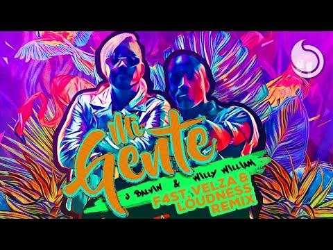 J Balvin & Willy William - Mi Gente (F4st, Velza & Loudness Remix)