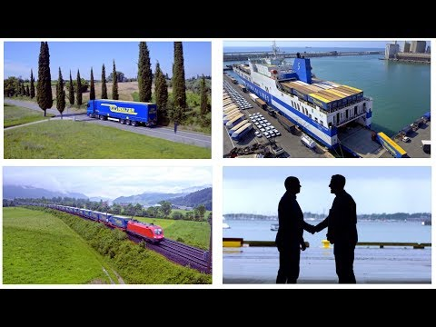 LKW WALTER - The European Transport Organisation (english)
