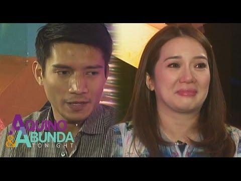 Kris Aquino cries; thanks James Yap