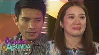 Kris Aquino cries; thanks James Yap