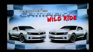 (Wii) Chevrolet Camaro Wild Ride