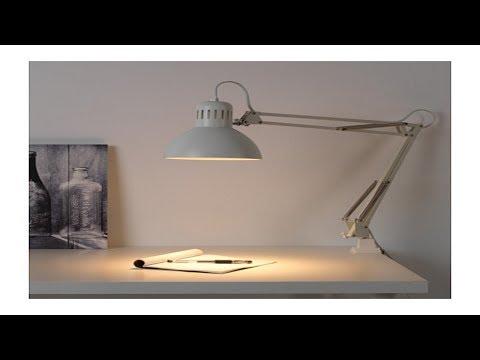 Самая лучшая лампа для освещения рабочего места Ikea Tertial