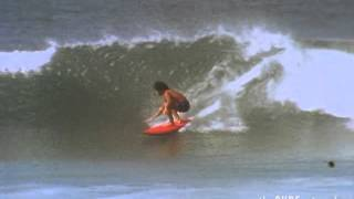 Sea Movies - Larry Bertlemann 16mm Shredding