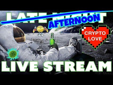 Crypto Love Sunday Livestream