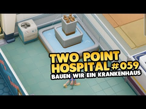 Let's Play Two Point Hospital ? #059 [Gameplay][Deutsch][German] thumbnail