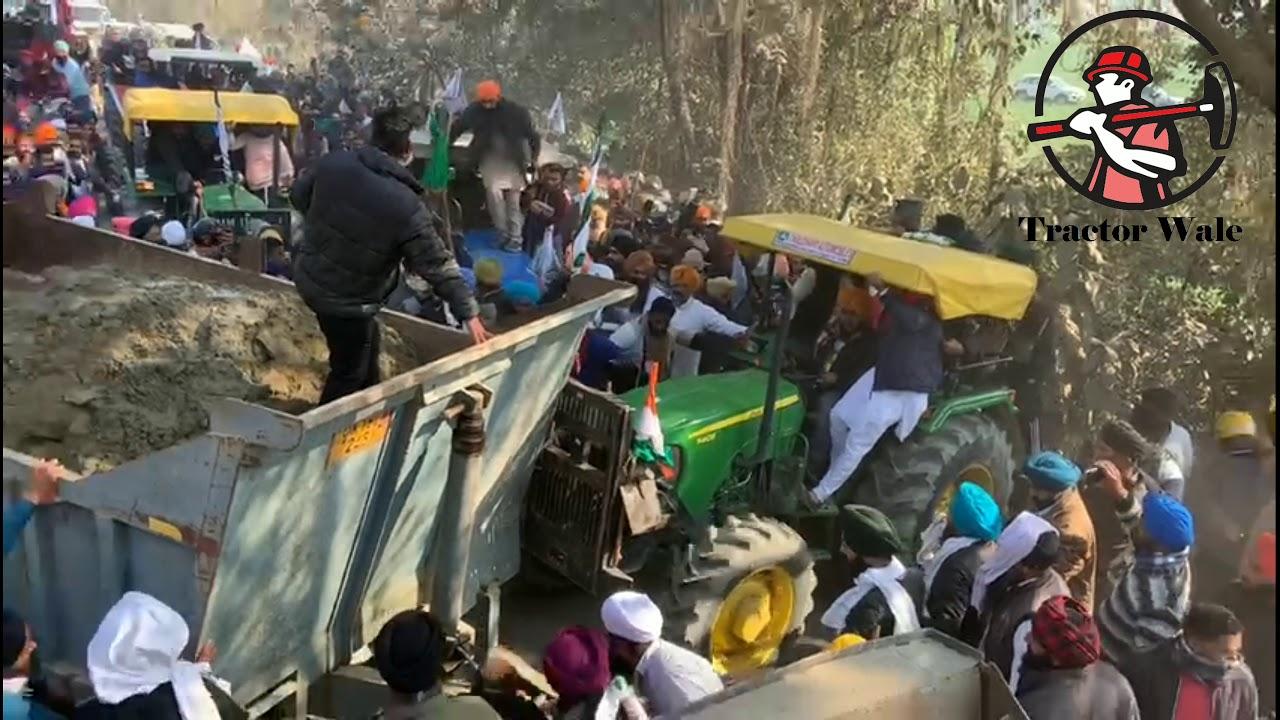 Delhi te Chaddai - Farmers Protest UK18 Wale