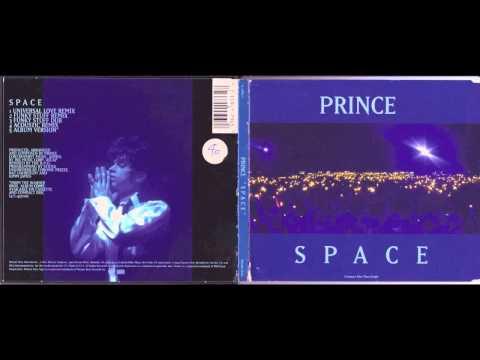 Prince Space (Universal Love Remix) - 1994