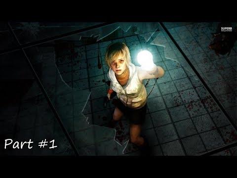 Silent Hill 3 Прохождение на 100% (сложность, загадки - Hard) - Part #1 (PC Rus)