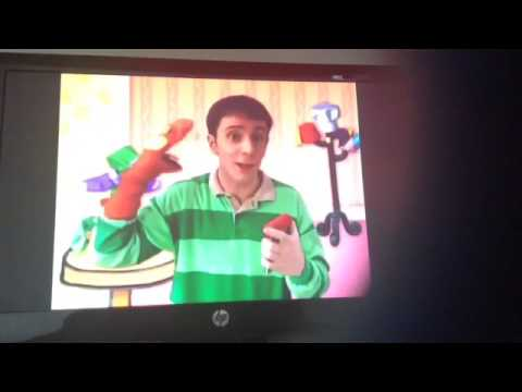 (APRIL FOOLS DAY SPECIAL) Blue's Clues: Drawing 3 Clues ...