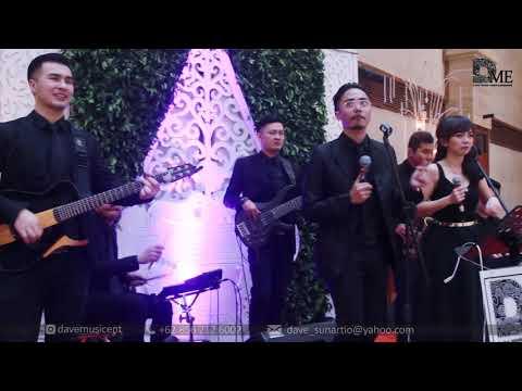 DME - Gemu Fa Mi Re Maumere (Cover) Live @ Gedung Pertanian   Dave Music Ent.
