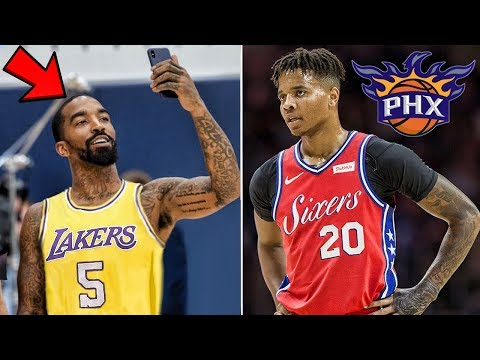 5 Players That Will Be Traded This NBA Season | J.R. Smith? | Markelle Fultz?