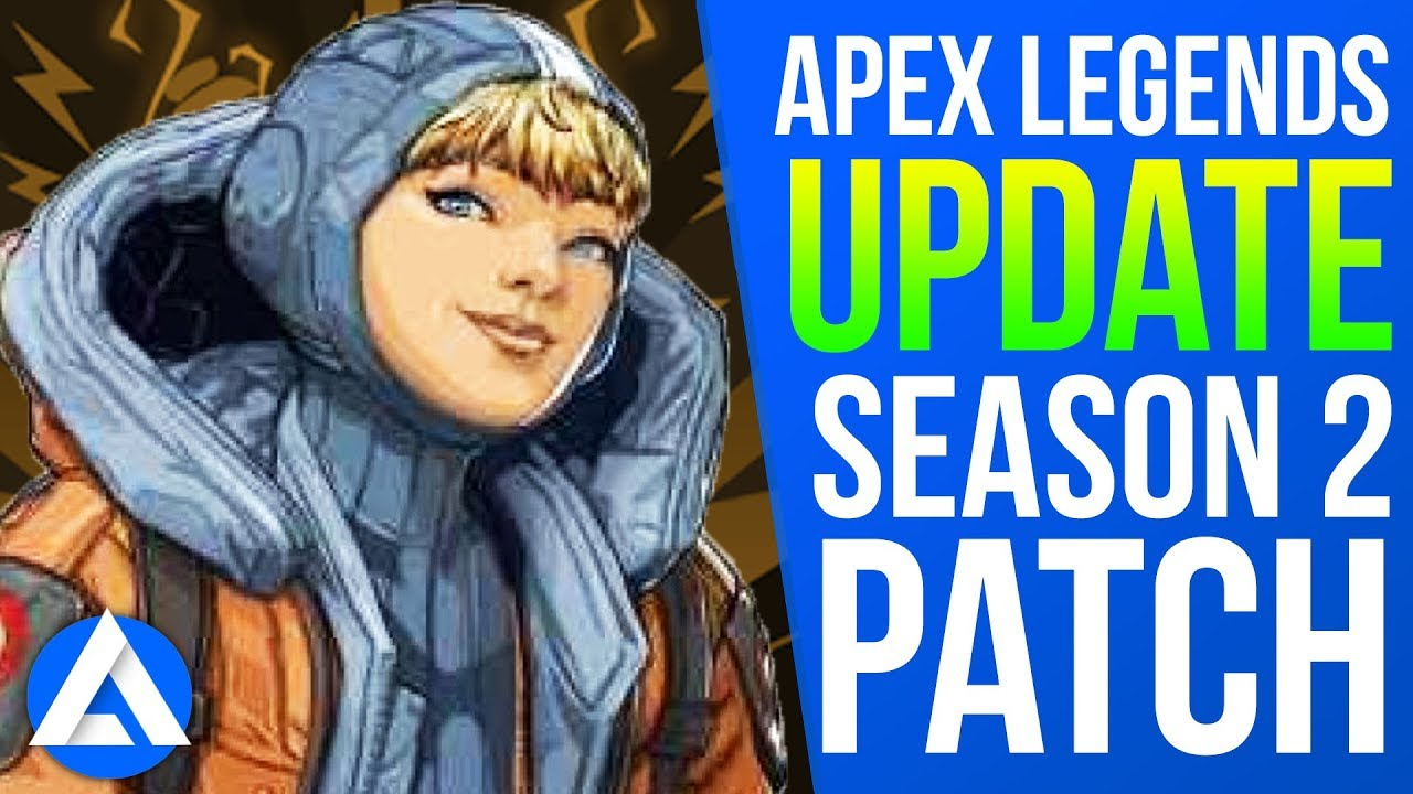Apex Legends season 2 patch notes have Wattson and plenty of balance changes