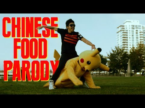 Alison Gold - Chinese Food (Official Music Video) - Peter Chao Parody
