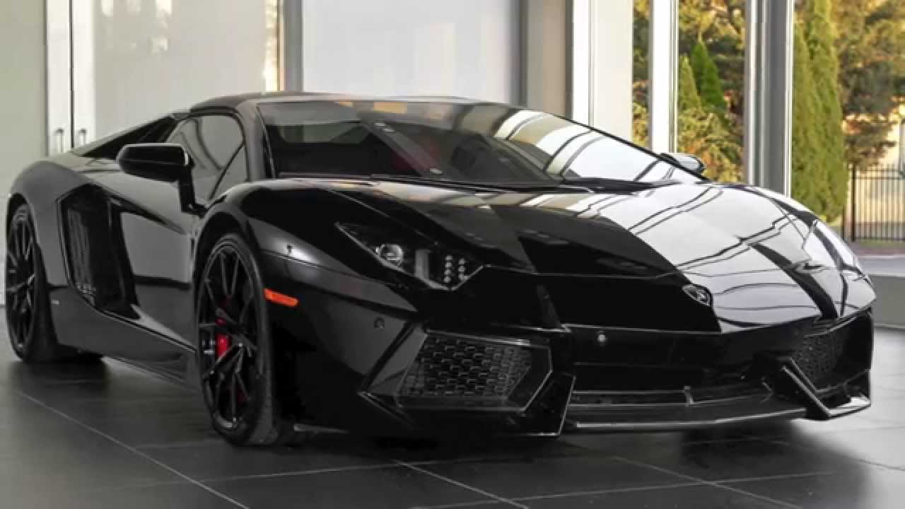 2015 Lamborghini Aventador LP-700 4 Roadster FLA03229 - YouTube