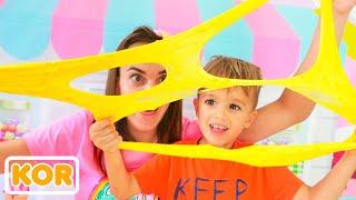 블라드와 니키와 엄마가 다른 아이들 장난감을 가지고 놀아요 아이들을위한 컬렉션 비디오