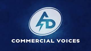 2021 Commercial Voiceover DEMO