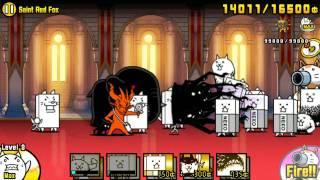 The Battle Cats - Saint Red Fox