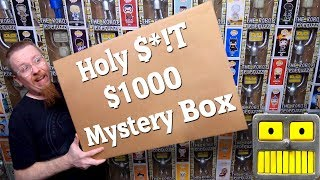 Baixar Holy $#!T That Was An Awesome $1000 Funko Pop Mystery Box