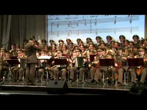 Russia Army Choir Alexandrov Ensemble  13/4/13  ансамбля Але