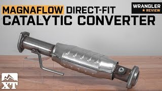 Jeep Wrangler Magnaflow Direct-Fit Catalytic Converter (2000-2004 TJ) Review
