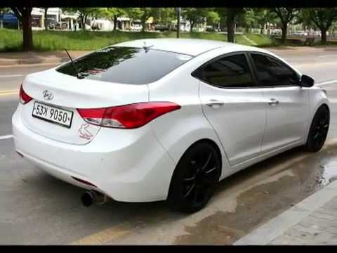 Тюнинг Хендай Элантра Тюнинг Hyundai Elantra Youtube