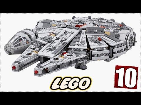 10 КРУТЫХ НАБОРОВ ЛЕГО ЗВЕЗДНЫЕ ВОЙНЫ С АЛИЭКСПРЕСС | Lego Star Wars игрушки
