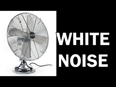 Fan White Noise 10 Hours - Sound Effect - ASMR Rest, Relaxation Sleep Aid