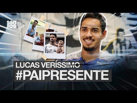 #PAIPRESENTE: LUCAS VERÍSSIMO