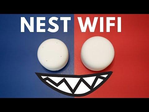 Google Nest Wifi Mesh Review & Unboxing - Hey Google No WiFi 6 ?