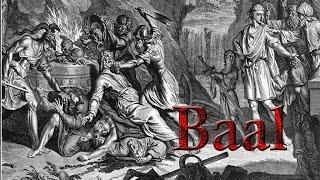 Baal el dios antiguo. Primera parte