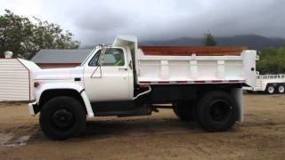 Dump Truck Start Up Procedures with HEO Hector Vasquez