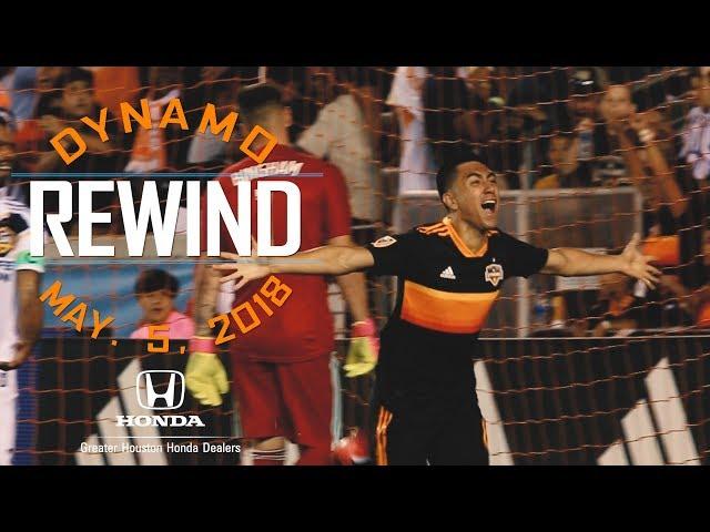 Last Minute Thriller   Dynamo Rewind