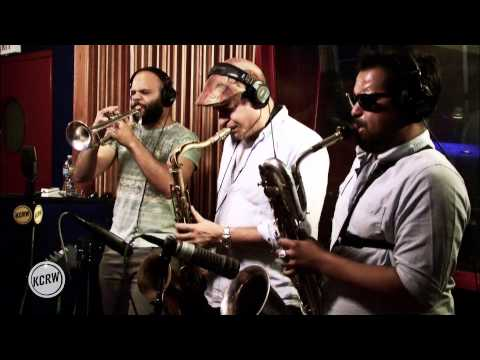 "Sharon Jones and the Dap-Kings Performing ""Now I See"" Live on KCRW"