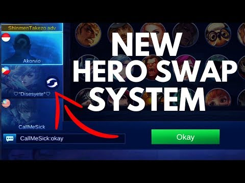 SWAP EVEN IF YOU DON'T HAVE THE HERO | WTFacts | Mobile Legends