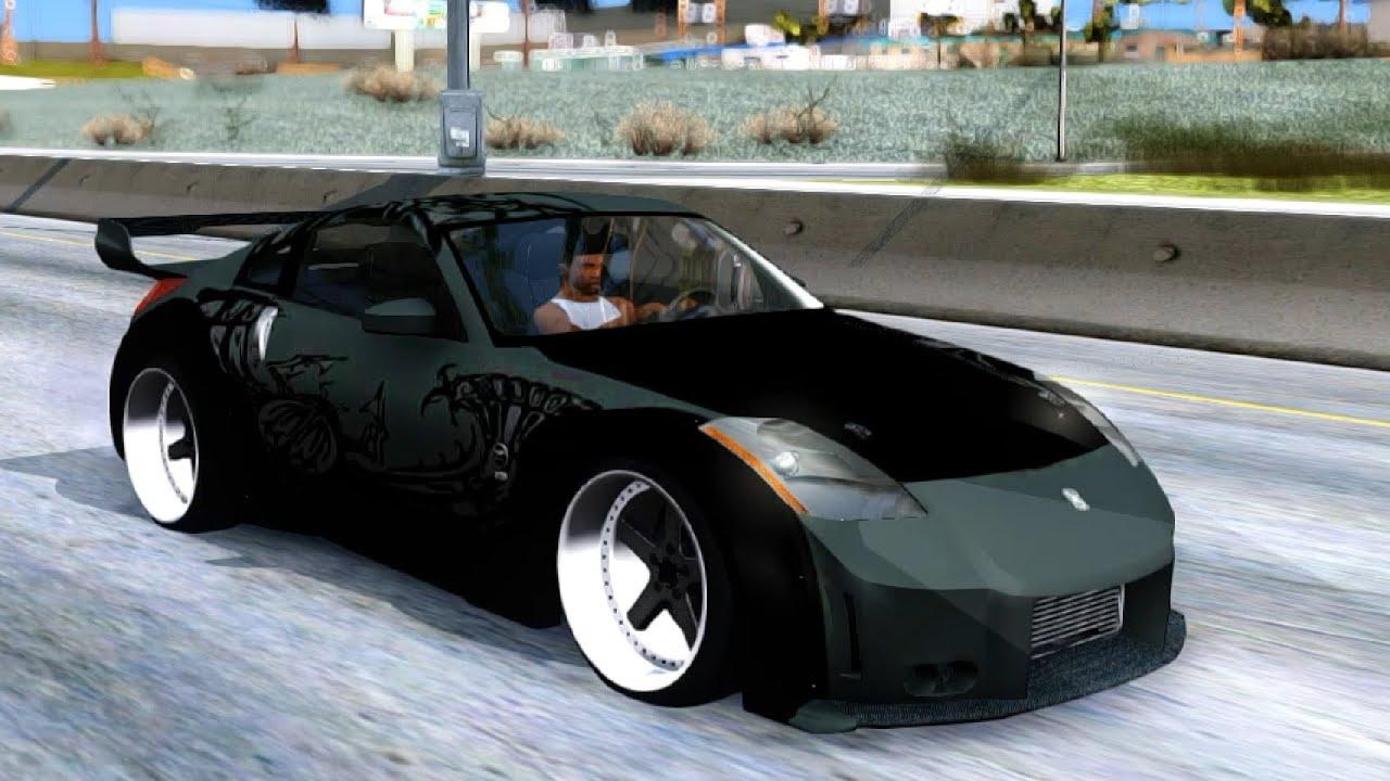 Gta San Andreas Nissan Veilside Tokyo Drift Takashi