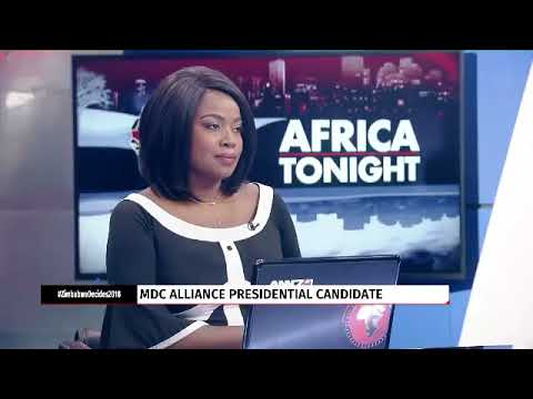 Chamisa Interview In South Africa with ANN7