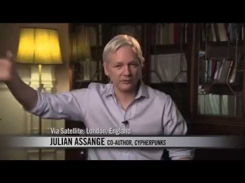 Julian Assange on Bill Maher