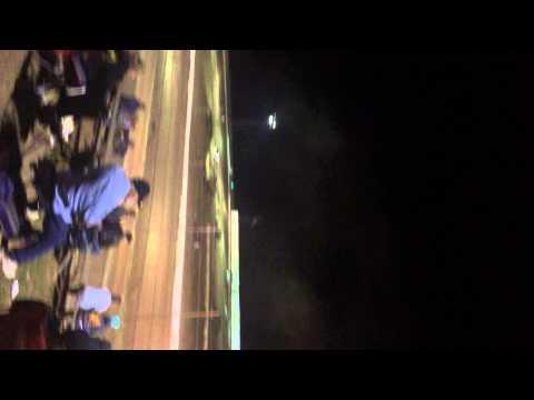 Prescott Valley Raceway CC Sprint Car main event part 1 10/5/14