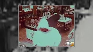 Jewelry Heist Suspects Sought