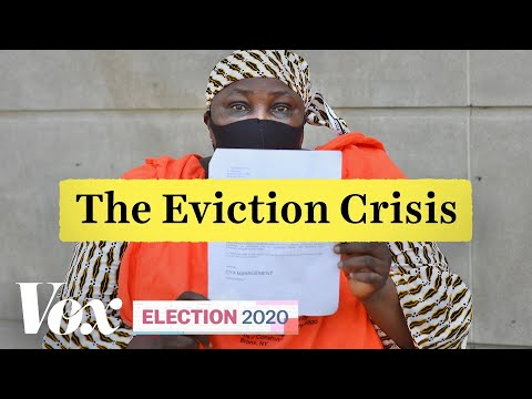 Millions of Americans can't pay rent | 2020 Election