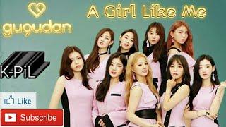 gugudan - A Girl Like Me (Indo ver.) Karaoke