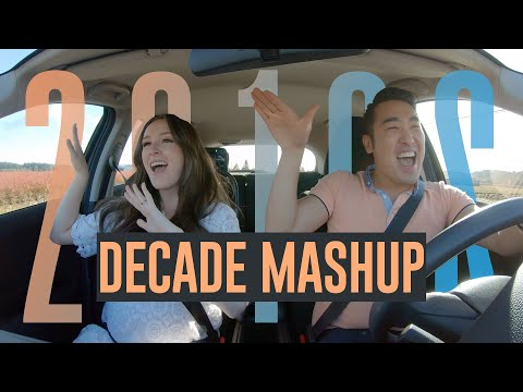 Couple Lip Syncs Decade Mashup (OFFICIAL Pop Danthology 2010s)