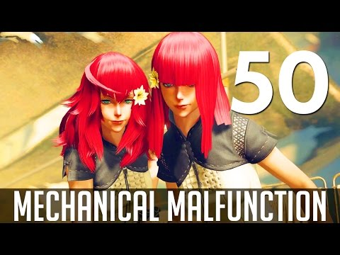[50] Mechanical Malfunction (Let's Play NieR: Automata PC w/ GaLm)