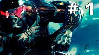 Прохождение игры Crysis 2 ► # 1
