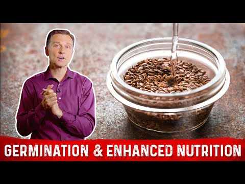 Germinate Your Seed & Nuts to Enhance Vitamins and Minerals