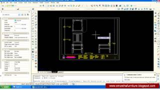 Free Tutorial 2d Autocad Beginner Chair 1 Part 4