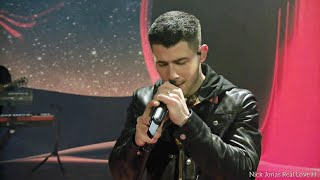 Download Nick Jonas - Spaceman (Live at Shein together Fest 2021)