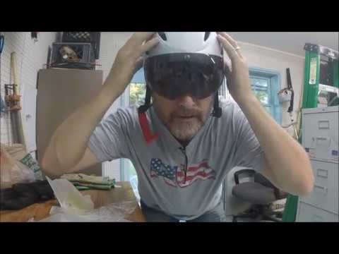 Base Camp Helmet Review Youtube