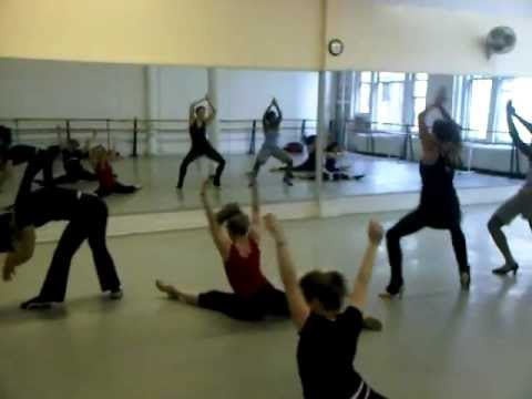 @Chris_Liddell Int. Theatre Dance ~ The Rhythm of Life ~ @stepsonbroadway.3GP